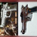 STEEL FIGHTER GUN